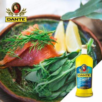 Оливкова олія Olio Dante Classico 1 л (8033576194738)