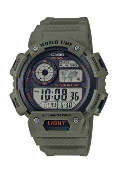 Годинник CASIO AE-1400WH-3AVEF