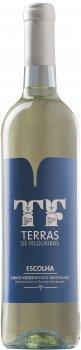 Вино Vercoope Terras De Felgueiras Escolha Verde DOC TF біле сухе 0.75 л 11% (5601448100205)