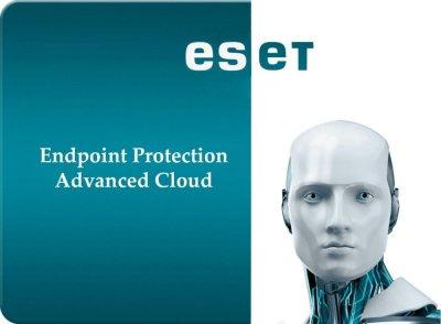 Антивірус ESET Endpoint Protection Advanced Cloud для 5 ПК 2 роки