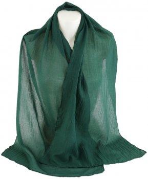 Шарф Trаum 2498-024 Темно-зеленый (4820024980241)