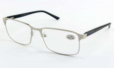 Очки с диоптрией JIENIYA 3384 C2 Silver +1.5