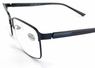 Очки с диоптрией JIENIYA 3384 C1 Black +1.5