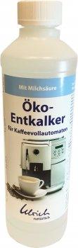 Эко-декальцификатор Ulrich natürlich для кофемашин всех типов 500 мл (4035315421062)