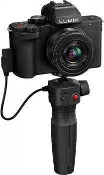 Фотоапарат Panasonic Lumix DC-G100 + 12-32 mm Black + ручка-штатив (DC-G100VEE-K) Офіційна гарантія!