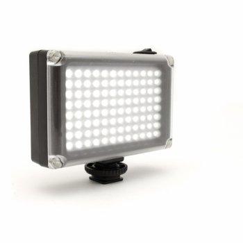 Накамерный свет Ulanzi W112LED с регулятором яркости димируемая светодиодная панель