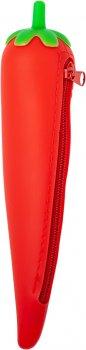 Пенал ZiBi Перец силиконовый Красный (ZB.704213) (4823078973344)
