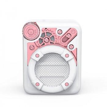 Портативная акустическая система Divoom Espresso Bluetooth White