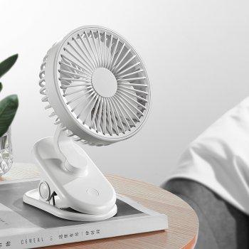 Вентилятор портативный JOYROOM Clip Fan 360° JR-CY288 |2000mAh, 3-8Hours| White