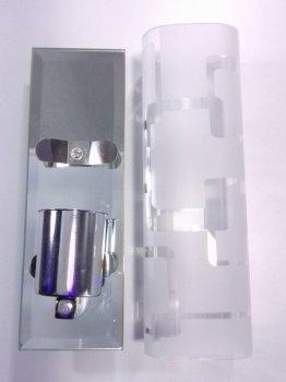 Світильник настінний/стельовий Sunnysky (8,5х6,5х19,5 див) Хром YR-9012/1 60 Вт