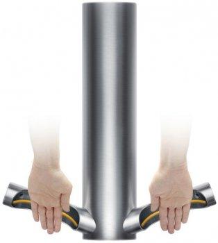 Сушарка для рук DYSON Airblade 9kJ HU03 неіржавка сталь (314696-01)