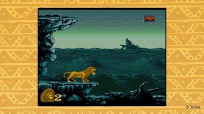 Disney Classic Games: Aladdin and The Lion King (англійська версія) Nintendo Switch