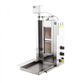 Апарат для шаурми газовий Remta D14 LPG