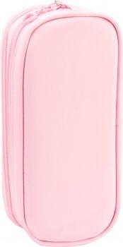 Пенал твердый с аппликацией Cool For School 2 отделения Розовый (7476-pink)