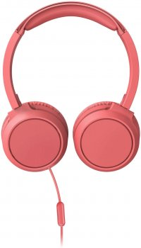 Навушники Philips On-ear headphones TAH4105 Red (TAH4105RD/00)