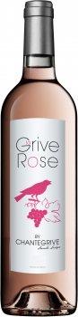 Вино Chateau de Chantegrive La Grive Rose De 2016 Bordeaux розовое сухое 0.75 л 13.5% (3760084162861)