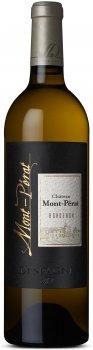 Вино Chateau Mont-Perat 2017 Bordeaux белое сухое 0.75 л 13.5% (3450301165590)