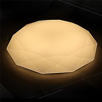 Лід люстра з пультом д/у crystal 80W 500х70мм 3000-6000К