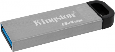 Kingston DataTraveler Kyson 64GB USB 3.2 Silver/Black (DTKN/64GB)