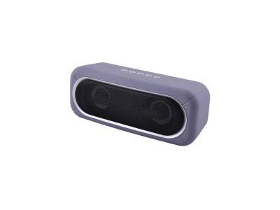 Bluetooth-колонка BauTech K8 c функцією speakerphone радіо Чорний (1007-911-00)