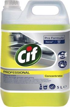 Средство для чистки жира и пригара на кухне Cif Professional Концентрат 5 л (25488920)