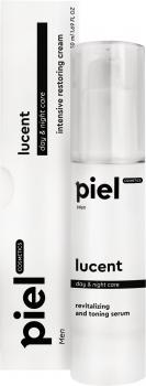 Сыворотка для лица Piel Cosmetics Men Lucent Revitalizing Serum восстанавливающая 50 мл (4820187880679)