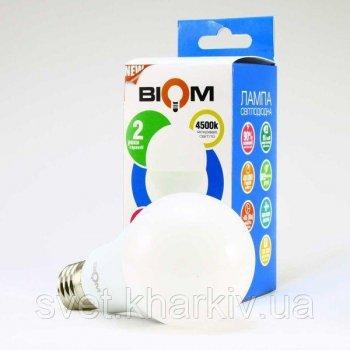 Светодиодная лампа Biom А65 15W E27 4500 K