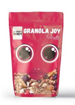 Гранола CRAFT WHEY Granola JOY Fruits 330 г