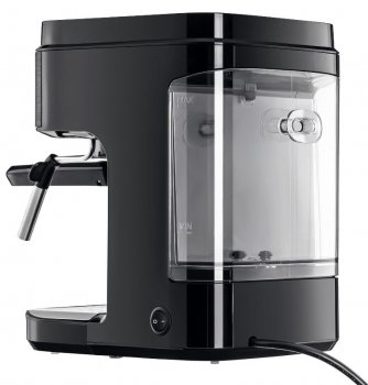 Рожковая кофеварка эспрессо ARDESTO ECM-E10B 1633 Вт с механическим капучинатором