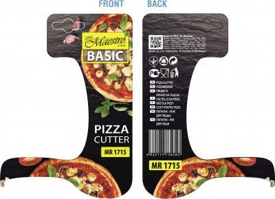 Лопатка-нож для пиццы Maestro Basic 27.5 см (MR1715)