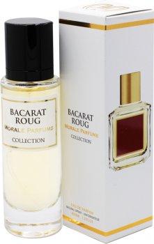 Парфюмированная вода унисекс Мораль Парфюм Bacarat Roug версия Maison Francis Kurkdjian Baccarat Rouge 540 30 мл (3863556496218)