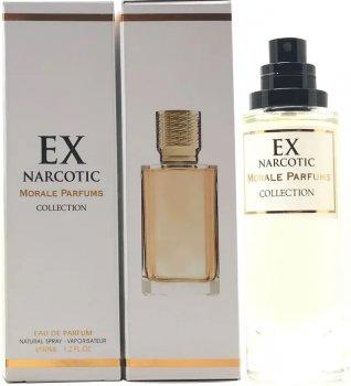 Парфюмированная вода унисекс Мораль Парфюм Ex Narcotic версия Ex Nihilo Fleur Narcotique 30 мл (3698754983198)