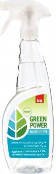 Екологічний засіб для миття скла Sano Green Power Window Cleaner 750 мл (7290108351736)