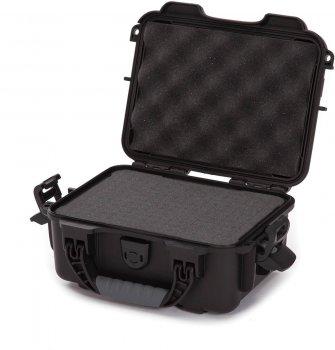 Водонепроникний пластиковий кейс Nanuk 904 з піною Black (904-1001)