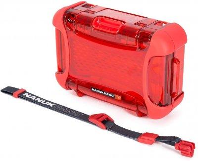 Компактний захисний кейс Nanuk NANO 330 Red (330-0009)