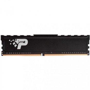 Модуль пам'яті DDR4 8GB/2666 Patriot Signature Premium (PSP48G266681H1)