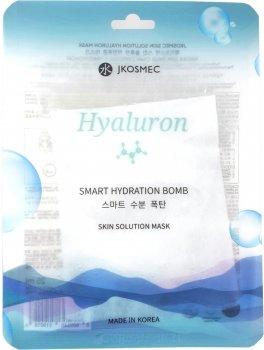Маска для лица с гиалуроном Jkosmec Skin Solution 25 мл (8809540519018)