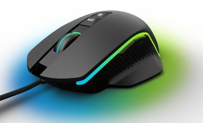 Миша GamePro Nitro USB Black (GM365)