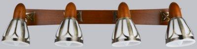 Світильник спотовий Brille E14 HTL-157/4 (L118-009)