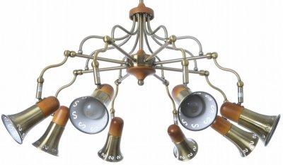 Світильник спотовий Brille HTL-127S/8 (176416)