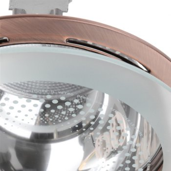 Стельовий світильник Brille DL-02 AB/2x26W (166018)