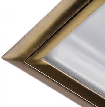 Потолочный светильник Brille DL-10W/2x26W AB (166317)
