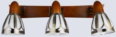 Світильник спотовий Brille E14 HTL-157/3 (L118-008)