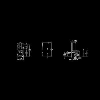 Унітаз-компакт DEVIT Afina з сидінням Soft Close дюропластів 3010150