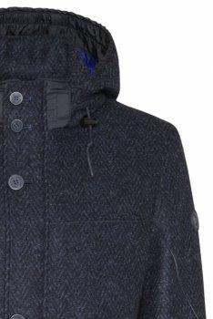 Пальто Bugatti Flexcity синє 64424/390 673813