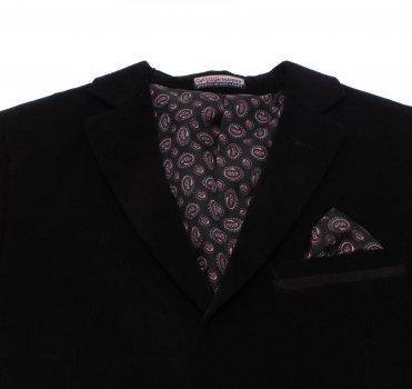 Пиджак A-Yugi Черный 17044