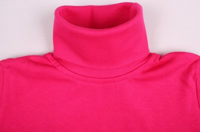 Водолазка Lovetti Ярко-розовый 1023