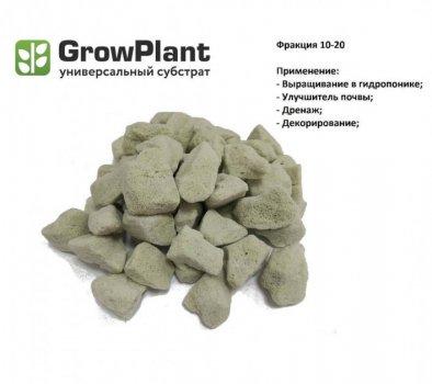Субстрат для орхідей Піноскло універсальний GrowPlant 10-20 мм 50 л