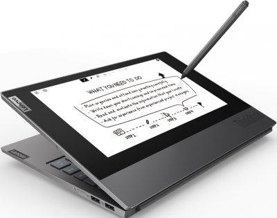 Ноутбук Lenovo ThinkBook Plus IML (20TG000RRA) Iron Grey
