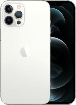 Мобільний телефон Apple iPhone 12 Pro Max 128 GB Silver Офіційна гарантія
